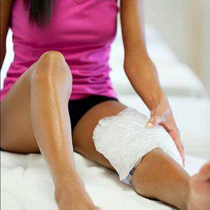 компресс на колено