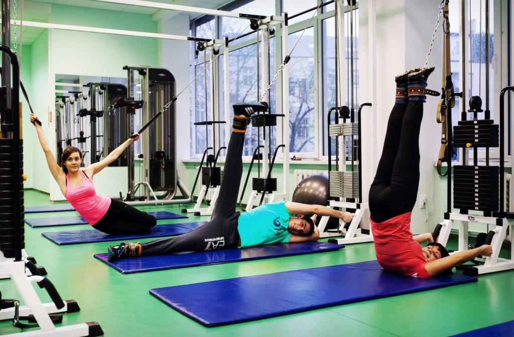 Изображение - Бубновский лечение остеоартроза коленного сустава trenazher-bubnovskij-1024x671