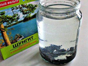 shungitovaya voda